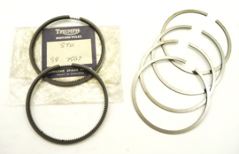 "TSS Piston ring set std/.010""/.020"" (std 99-7567)"