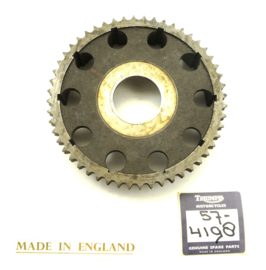 CCM 500-600MX + 350 Trials Clutch chainwheel, Partno. 57-4198