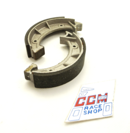 CCM TR350 Front & rear brake shoes (TR12-TR13)