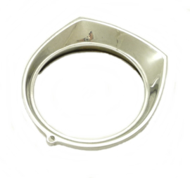 CZ singles & twins Headlamp rim, chrome plated (408 8010 63)