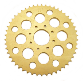 Wasp sidecars Rear wheel sprocket for disc brake (dural) 48-50-52 T