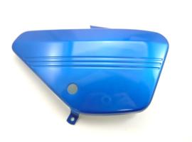 Jawa 634 Side panel RH colour blue (LP104)