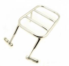 Royal Enfield Bullet 350-500 rear carrier chrome (92541C)