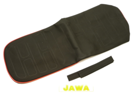 Jawa 634 Replacement seat cover, Partno. 634 34 020