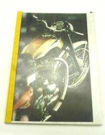 Royal Enfield Bullet 350-500 manual in French, parts catalogue in English