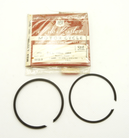 BSA Bantam two stroke, piston ring set (90-1311) Hepolite R23080