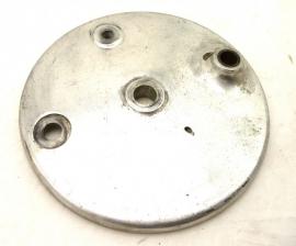 """BSA A50-A65 alloy front brake plate 8"""" (67-5556)"""