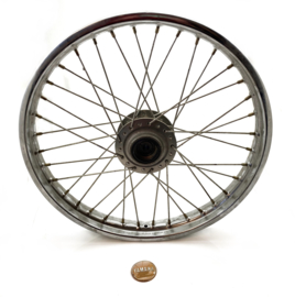 "Yamaha FS1 Front wheel 18"" disc type"