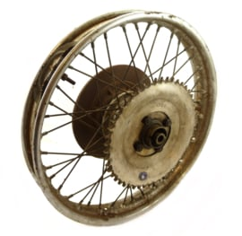 Triumph Trident T160 Rear wheel assy 19""