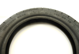 Velorex / Jawa Mitas (Barum) tyre Highway rear wheel tyre, Partno. 130/90-16 H11
