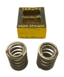 Norton 500 - 600 OHV singles Terry Aero valve springs type  ES2 - 19 (21612/3)