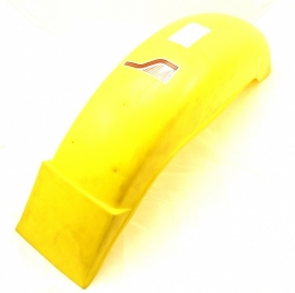 Stilmotor enduro rear mudguard / fender yellow