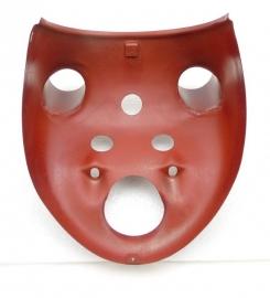 Jawa 250-350 lower headlamp shell red (353-41-020 / 354-41-170)
