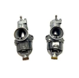 Triumph AMAL Concentric L626 + R626 Carburretors