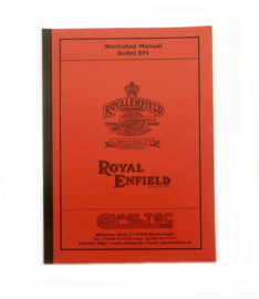 Royal Enfield Bullet + Electra EFI Workshop manual 2009