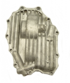 Yamaha TX 750 alloy sump plate (cover, strainer) (341-13417-07-00)