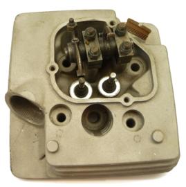 Moto Morini 500 V-twin Cylinder head c/w valves & rockers, Partno. 10.01.18