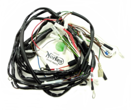 Norton Commando 750 Wiring harness c/w wiring diagram (LU 5495 62 50)