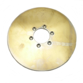 Wasp sidecar cross Steel disk, 6 hole 215 mm o.d. 52 I.D. 5 mm