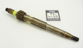 Triumph Mainshaft T150 c/w low gear(16T) (57-4175)