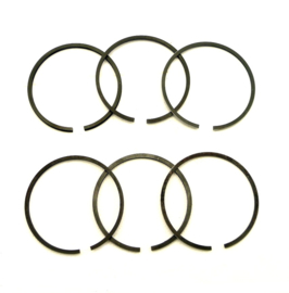 Moto Morini 500 V-twins Piston ring set complete  (170243 / 170245 / 170247)