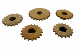 "Westlake - NRE Engine sprocket 1/2"" pitch (428 chain) 17-18-19-20-24T (W100 / N100)"