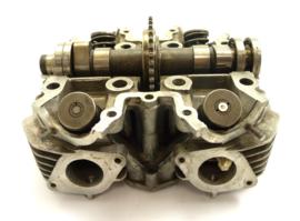 Yamaha XS650 Cylinder head + camshaft (306-11111-03 + 447-12170-00)