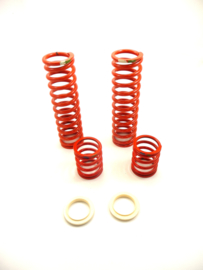 KONI springs, set of 4 shockabsorber springs for KONI gas dampers   4F1528