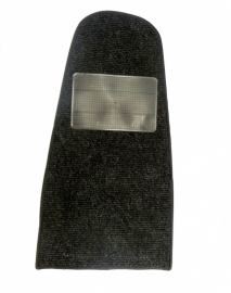 Velorex 562-563-700 side car floor mat (560-92-035)