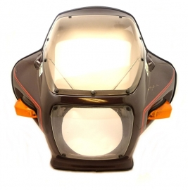 Universal Headlamp fairing, by Schurgers