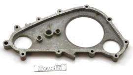 Benelli Tornado 650 twins timing cover (carter catena avviamento), Partno. ES35 (2350950821)