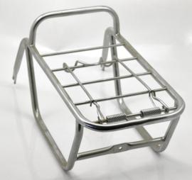 Luggage rack chrome-plated