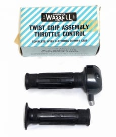 Wassell nylon twist grip assy quick action