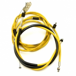 CCM motocross set of 3 Venhill cables