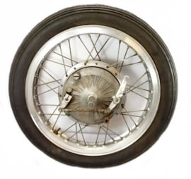 Grimeca Front wheel drum brake, duplex single sided. 200 mm
