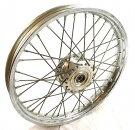 Norton Commando 750-850 complete front wheel disc (06-1950 / 06-6025)