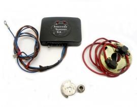 Jawa 350 cc newtronic ignition kit 12 volt