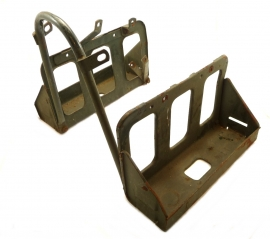 Triumph 3TA WD motorcycle luggage rack