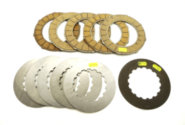 BSA A7-A10 Plunger, Clutch plates set (67-3240/67-3241/67-3242)
