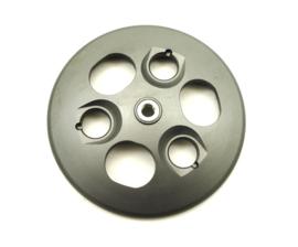 Triumph T100-T140 / A10-A65 Clutch pressure plate, aluminium (57-2156/57-4590/68-3305)