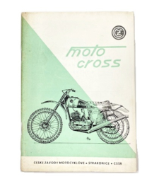 CZ Motocross 980 - 981 - 984 Workshop manual