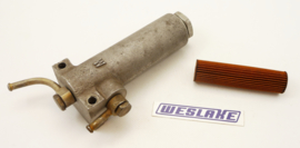 Weslake-Nourish-NRE Oil filter assy complete + paper element & banjo's (W299)