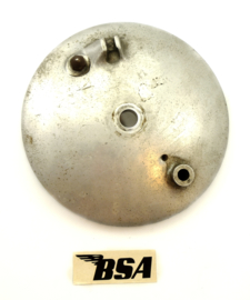 BSA A65 Front brake anchor plate, Partno. 42-5853