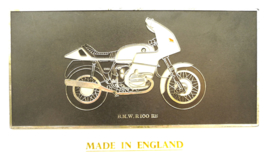 Wall plaque BMW R100RS