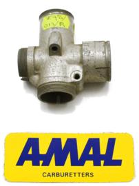 Amal 275 Pre-monobloc carburettor body, Partno. 275/012R