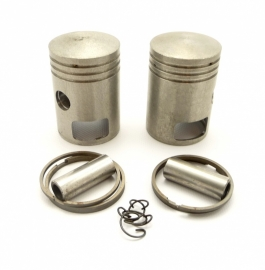 CZ two stroke Twins set of pistons complete (623 - 12 170 (-180 etc))