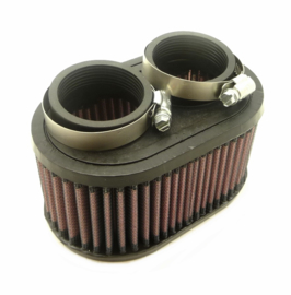 Norton Commando High flow air filter (pre oiled gauze)