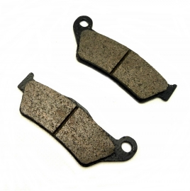 Jawa 650 / 836 Classic brake pads synthered bronze for front wheel (83652022)