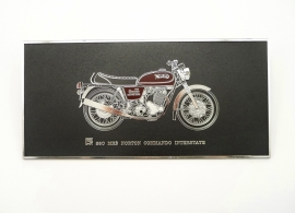 Wall plaque Norton Commando 850 MK3 Interstate