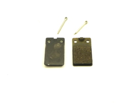Watsonian - Squire sidecars, pair of disc brake pads for disc brake sidecar wheel